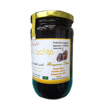 Финиковый сироп Dardan (450 гр), фото 2