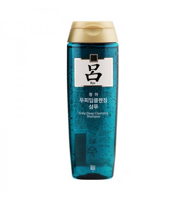 Шампунь для жирной кожи головы Ryo (200 мл)