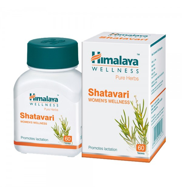 Шатавари для женщин (Shatavari Himalaya)