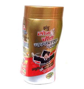 """Чаванпраш """"Сона Чанди"""" с золотом, серебром и шафраном (Chyawanprash Plus Sona Chandi), фото 2"""