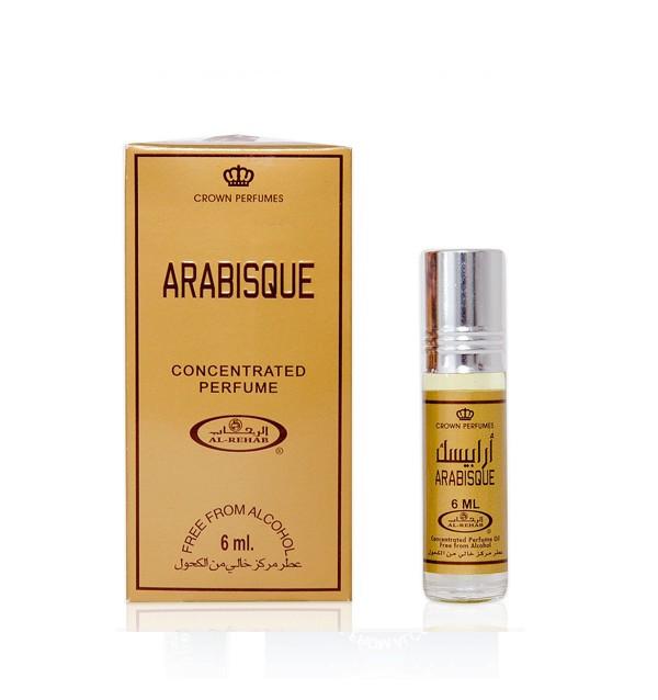 Arabisque Al-Rehab Perfumes