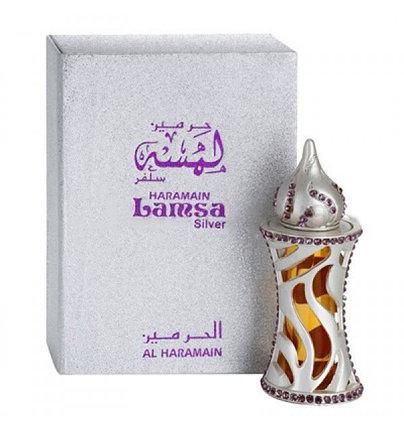 Lamsa Silver Al Haramain Perfumes, фото 2
