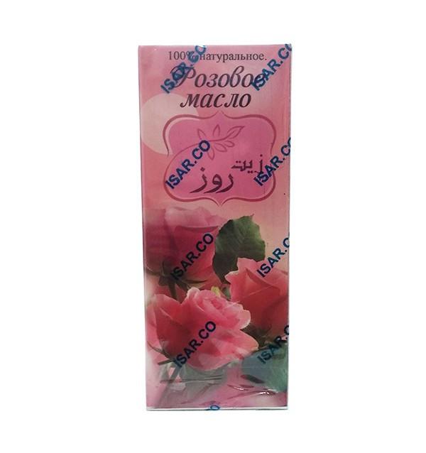 Розовое масло ISAR(125 мл)