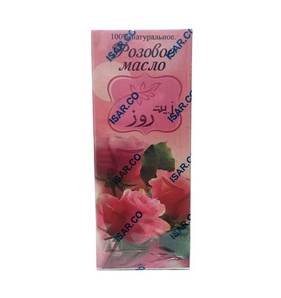 Розовое масло ISAR(125 мл), фото 2