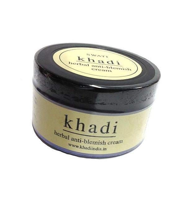 """Крем для лица от пигментных пятен Khadi """"Herbal Anti-Blemish Cream"""""""