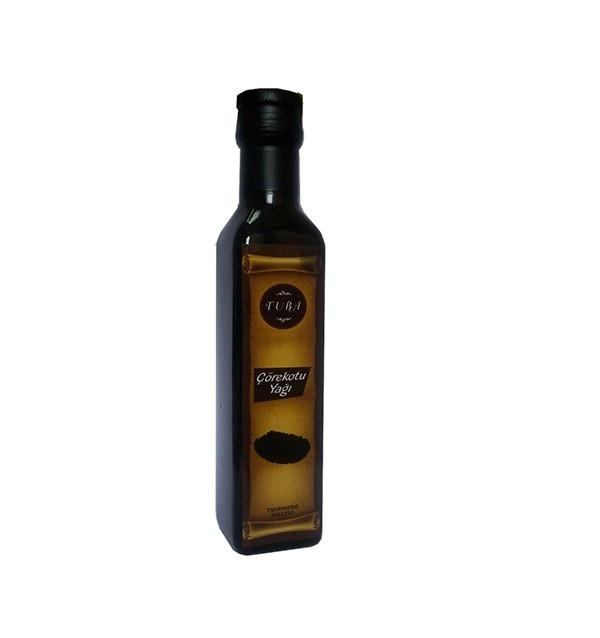 Масло черного тмина Tuba (250 мл)