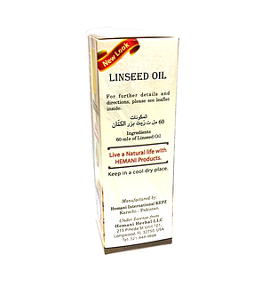 Льняное масло HEMANI, фото 2