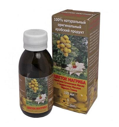 Оливковое масло с черным тмином «Цветок Магриба», фото 2