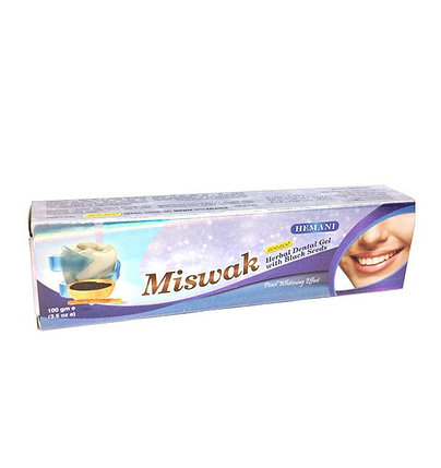 Зубная паста Miswak c черным тмином, фото 2
