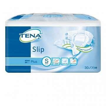 Подгузники д/взрослых TENA Slip Plus S  30 шт