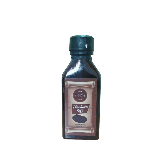 Масло черного тмина Tuba (100 мл)