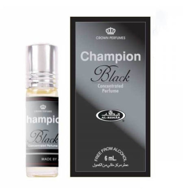 Champion Black Al Rehab