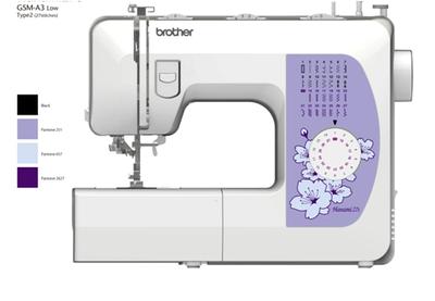 Швейная машина Brother Hanami-27S