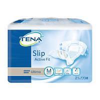 Подгузники д/взрослых TENA Slip Ultima Medium 21 шт