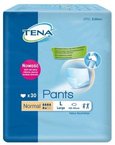 Подгузники-трусики ТЕNА Pants Normal L 30 шт