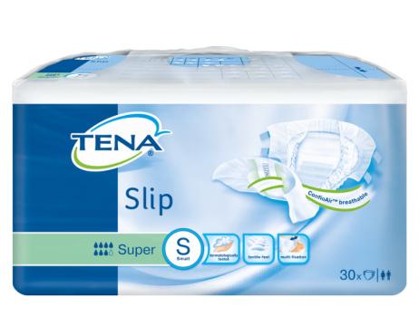 Подгузники д/взрослых TENA Slip Super S 30 шт