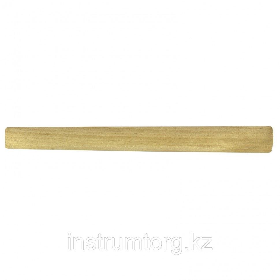 Рукоятка для молотка, шлифованная, БУК, 360 мм// Сибртех