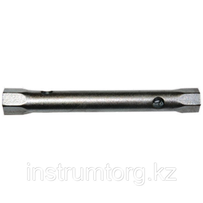 Ключ-трубка торцевой 8 х 10 мм, оцинкованный// Matrix