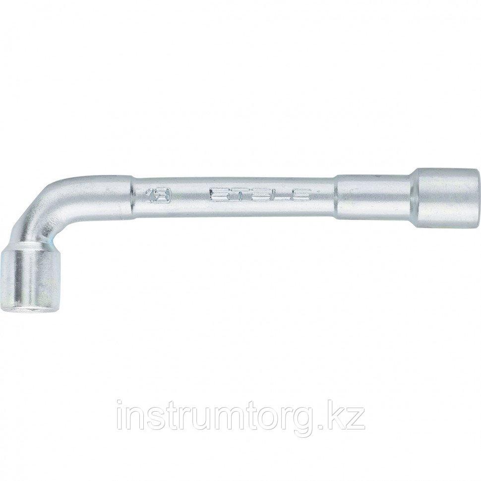 Ключ угловой проходной 14 мм// Stels