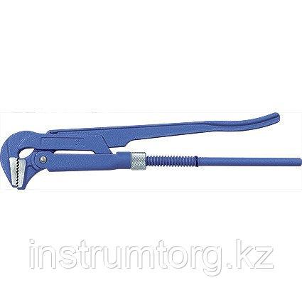 Ключ трубный рычажный №3, литой// Сибртех