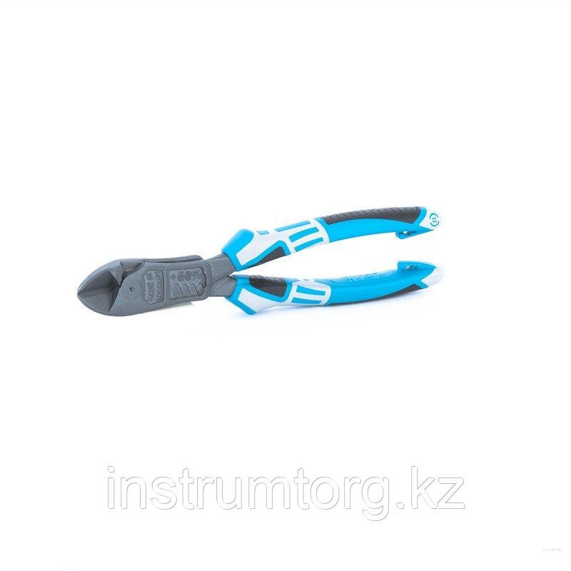 Бокорезы усиленные 215 мм, трехкомпонентные рукоятки// Gross