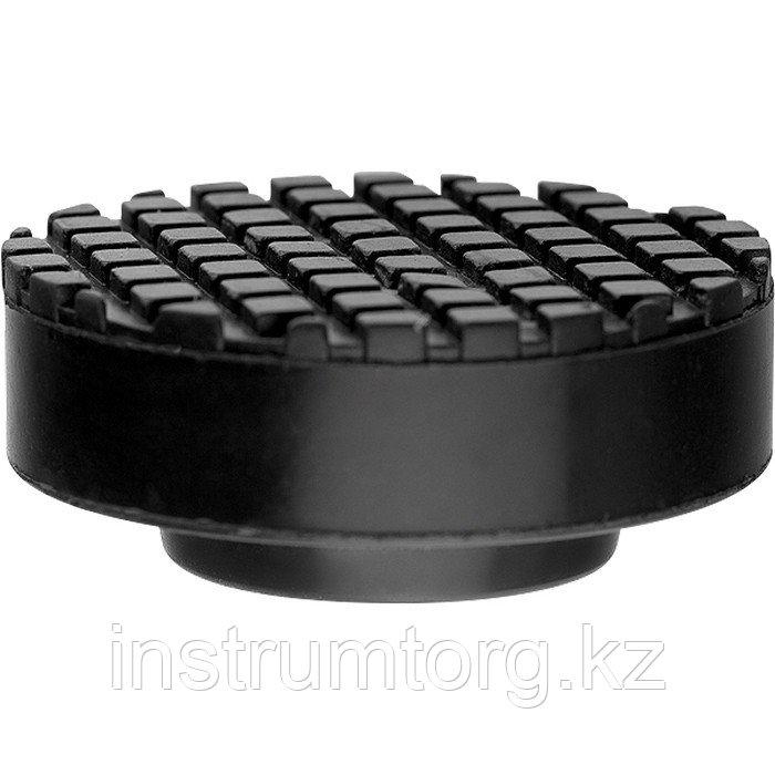 Резиновая опора для подкатного домкрата (для 510084, 510085, 51020, 51028, 51131, 51132)// Matrix