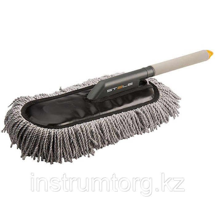Щетка для удаления пыли, микрофибра// Stels