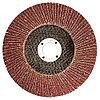 Круг лепестковый торцевой КЛТ-1, зернистость Р40(40Н), 115 х 22,2 мм, (БАЗ)// Россия