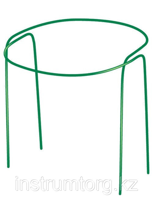 Кустодерж. круг 0,8м, выс. 0,9м 2 шт. диаметр трубы 10мм// Россия