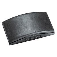 Брусок для шлифования, 125 х 65 мм, ПВХ// Sparta