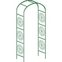 Арка садовая декоративная для вьющихся растений, 228 х 130см// Palisad