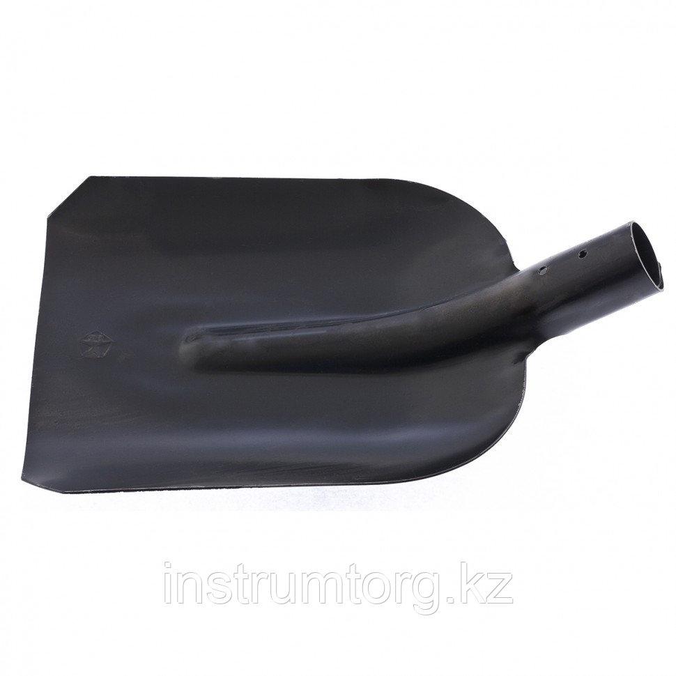 Лопата совковая, 230х280 мм, без черенка, Россия// Сибртех