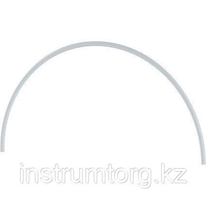 Дуга пластиковая для парника 90 х 126 см, d20 мм, белая// Palisad