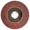 Круг лепестковый торцевой КЛТ-1, зернистость Р60(25Н), 115 х 22,2 мм, (БАЗ)// Россия