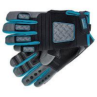 Перчатки универсальные комбинированные DELUXE, XXL// Gross, фото 1