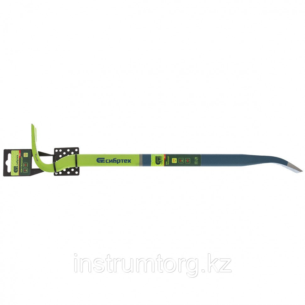 Лом-гвоздодер, 450X22X12 мм// СИБРТЕХ