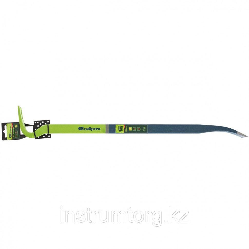 Лом-гвоздодер, 600X25X12 мм// Сибртех
