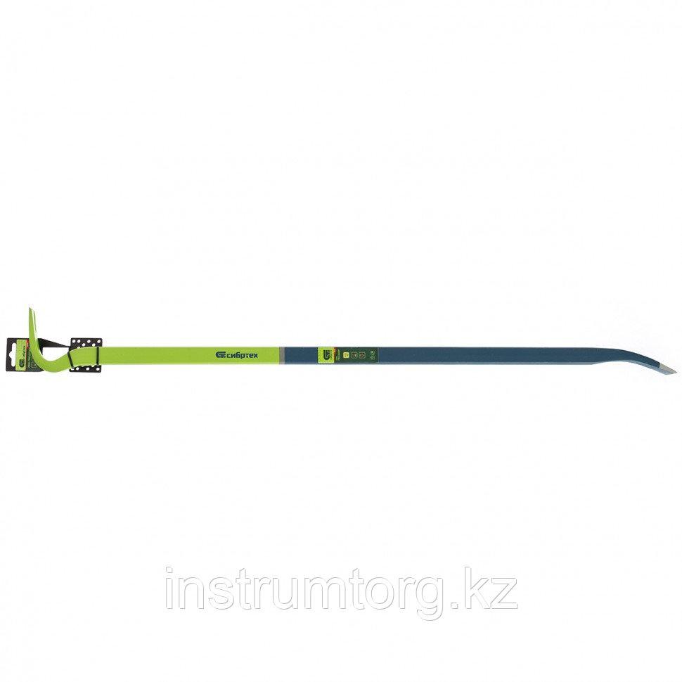 Лом-гвоздодер, 900X25X12мм// Сибртех