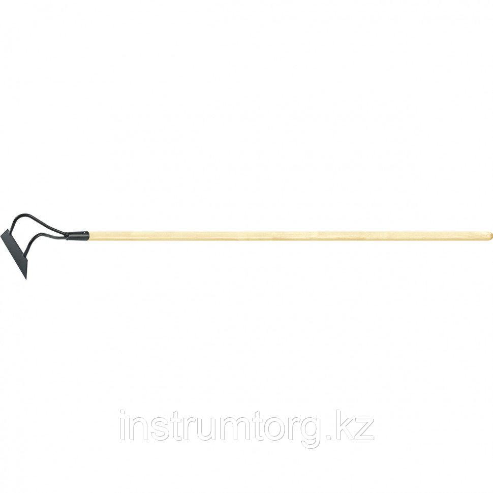 Мотыга 170х45мм с черенком,1380 мм//СИБРТЕХ Россия