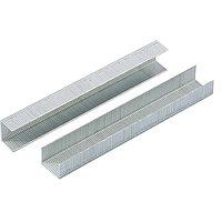 Скобы, 10 мм, для мебельного степлера, усиленные, тип 53, 1000 шт.// Gross, фото 1