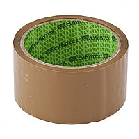"""Клейкая лента """"Эксперт"""", 45 мкм, 36 мм х 60 м, цвет коричневый// Сибртех"""