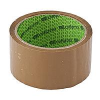 """Клейкая лента """"Эксперт"""", 45 мкм, 48 мм х 60 м, цвет коричневый// Сибртех"""