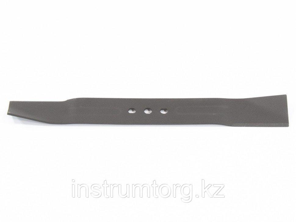 Нож для газонокосилки KRONWERK EGC-1500, 370х45х2,5мм// Kronwerk
