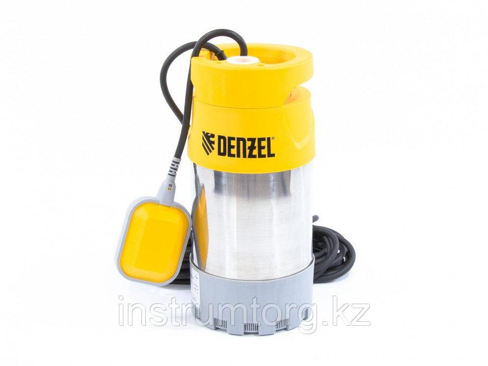 Погружной насос высокого давления PH900, подъем 30м, 900 Вт, 5500 л/ч// Denzel