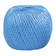 Шпагат полипропиленовый синий 60м 1200 текс Россия// Сибртех, фото 1