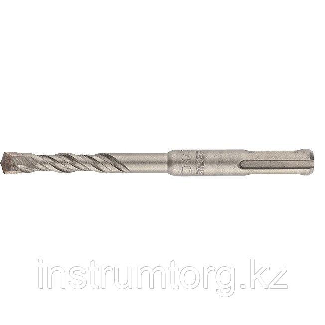 Бур по бетону PRO, 8 x 110 мм, SDS PLUS// Gross