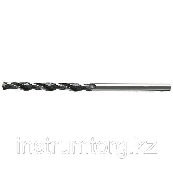 Сверло по металлу, 2,5 мм, быстрорежущая сталь, 10 шт. цилиндрический хвостовик// Сибртех