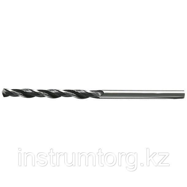 Сверло по металлу, 4,5 мм, быстрорежущая сталь, 10 шт. цилиндрический хвостовик// Сибртех