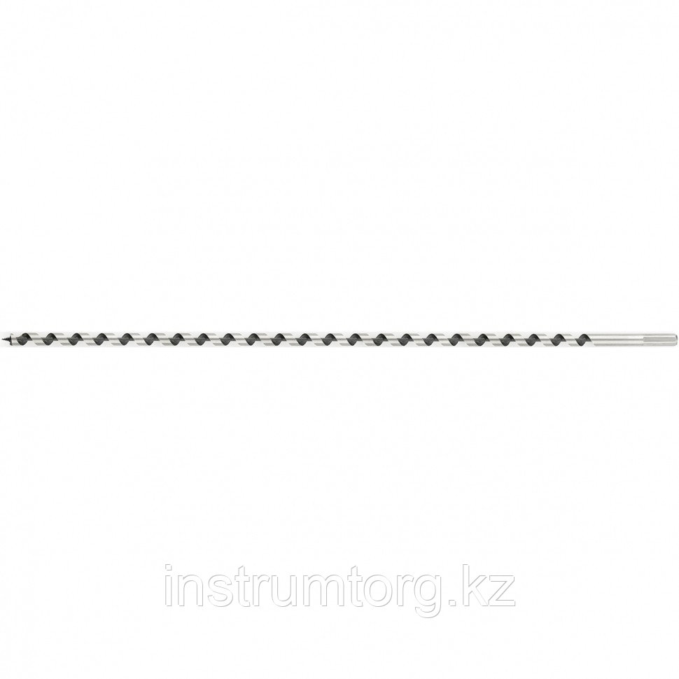 Сверло по дереву шнековое, 20 х 600 мм, 6-гранный хвостовик// Matrix