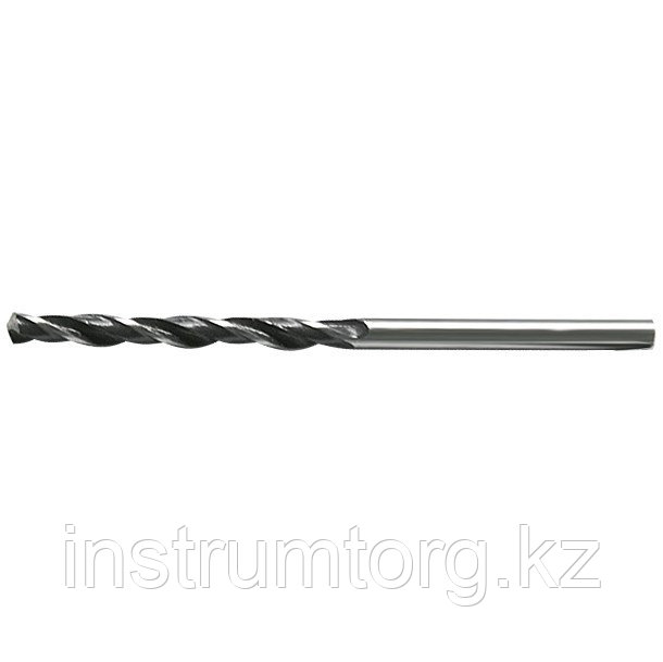 Сверло по металлу, 0,6 мм, быстрорежущая сталь, 10 шт. цилиндрический хвостовик// Сибртех